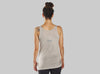 Āsana Yoga Tank - Misty Grey