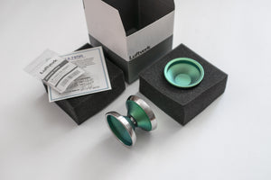 ULTIMA Anodized Green