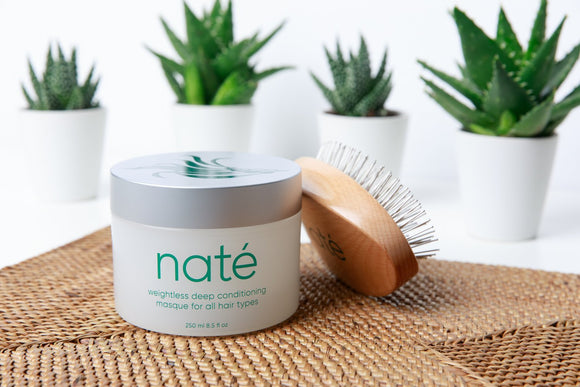 Naté Hair Care // Masque w/ Brush - RA_ Evolve