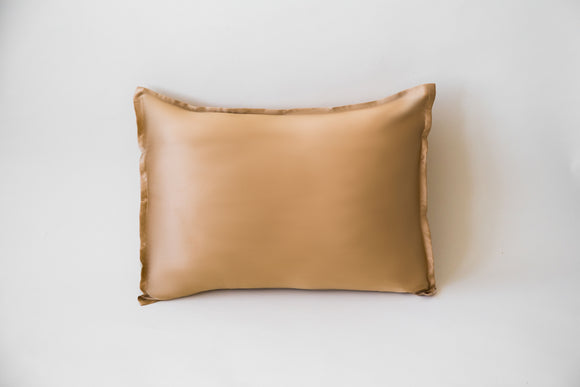 'pilō // Standard Size Pillowcase // Citrine