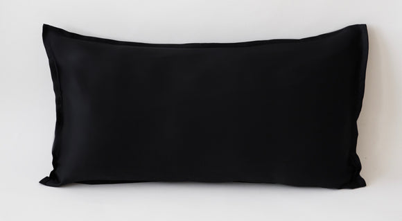 'pilō // King Size Pillowcase // Onyx - RA_ Evolve