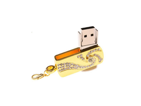 how to hack a flash drive to add large files