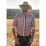Spinifex Full Button Work Shirt - Antola Trading