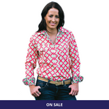 Railview Half Button Work Shirt - Antola Trading