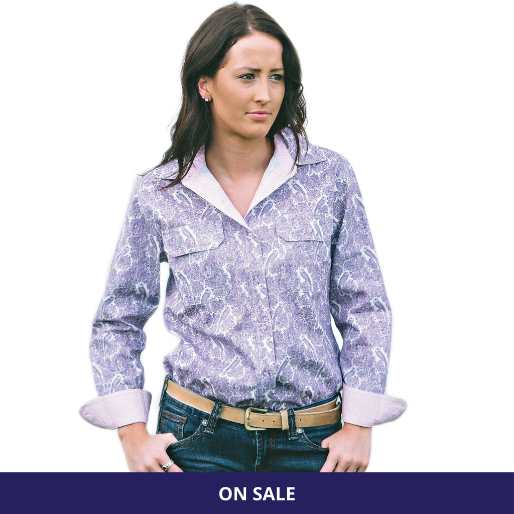 Chardy Full Button Work Shirt - Antola Trading