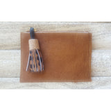 Cow Hide Coin Purse