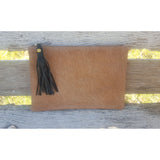 Cow Hide Clutch - Medium - Antola Trading