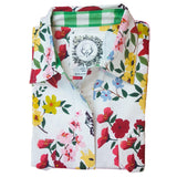 Polly Full Button Work Shirt