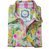 Rosie Half Button Work Shirt - Antola Trading