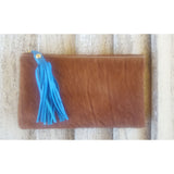 Cow Hide Clutch - Small - Antola Trading