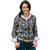 Grass Hut Full Button Work Shirt - Antola Trading