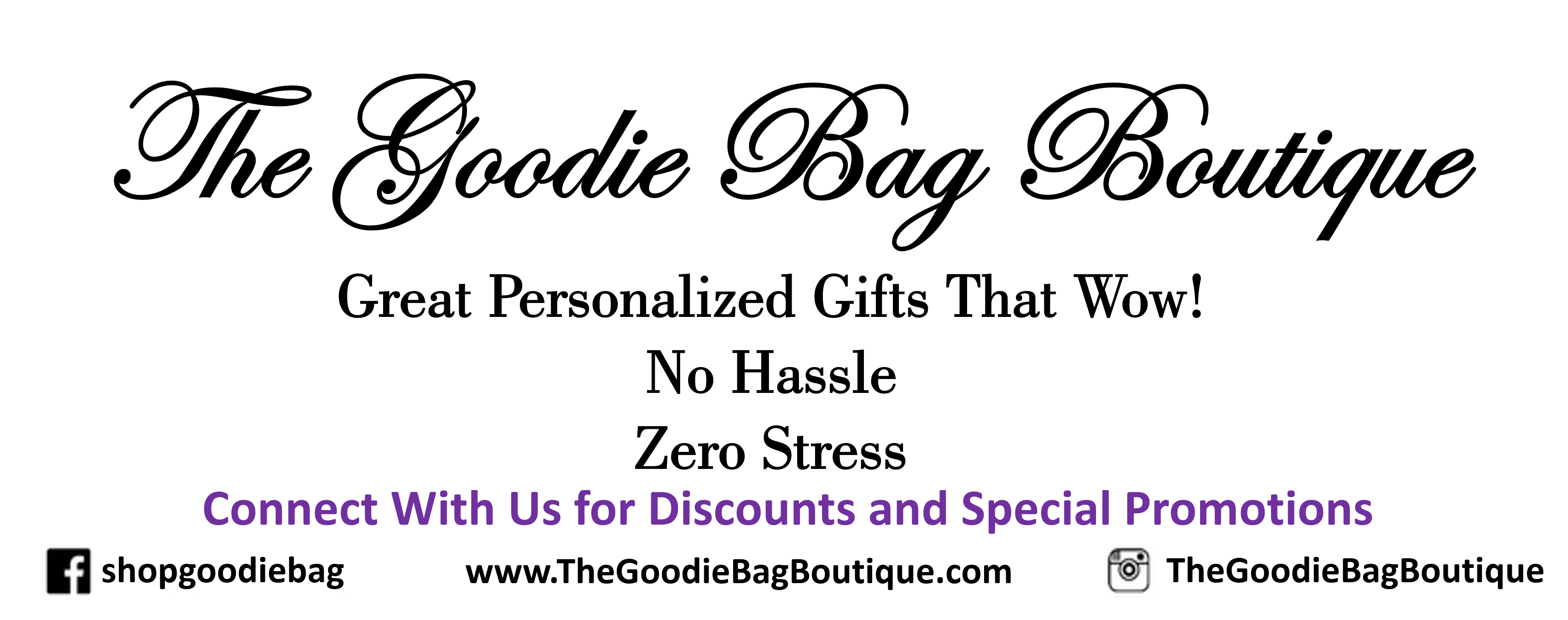 The Goodie Bag Boutique