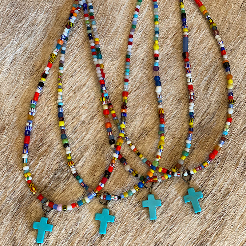 Mixed Mojo Necklace