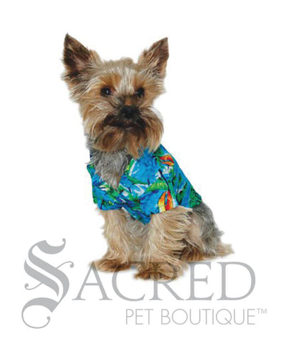 Christmas Hawaiian Shirt Australia.Dogo Design Hawaiian Shirt For Dogs Sacred Pet Boutique