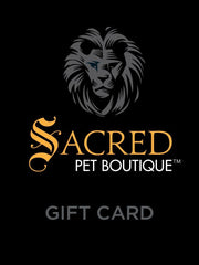 Sacred Pet Boutique Gift Card