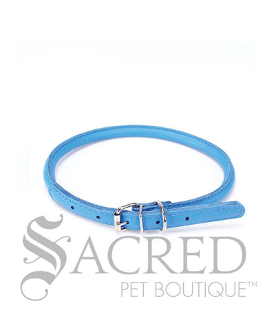 products/Glamour-round-leather-buckle-dog-collar-blue-SY.jpeg
