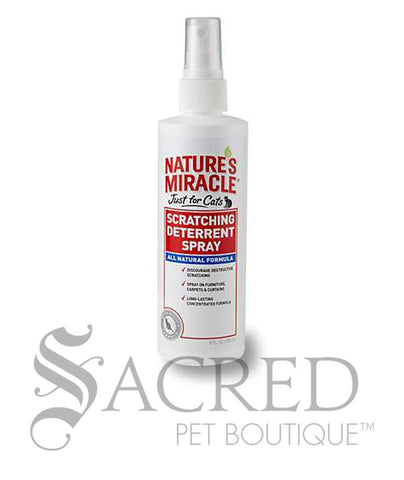 Natures Miracle Cat Scratching Deterrent Spray