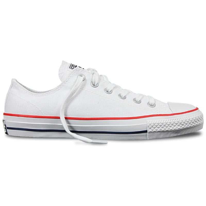 Converse CTAS Pro Ox White/Red/Navy