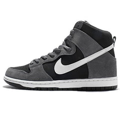 Nike SB Zoom Dunk High Pro Dark Grey/White-Black-White
