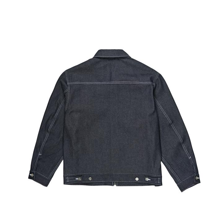 Polar Jacket 94' Denim Raw Black