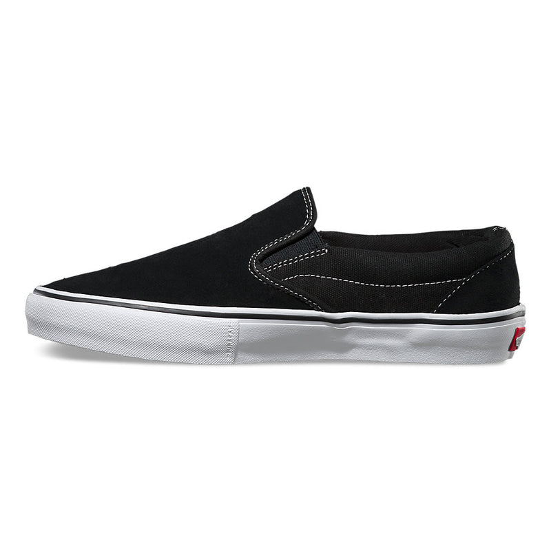 Vans Slip On Pro Black/White/Gum