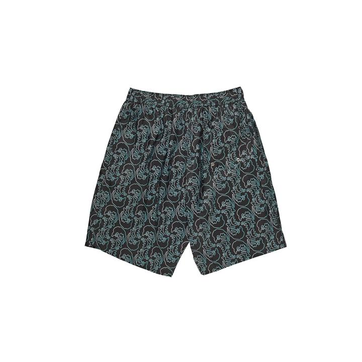 Polar Swim Shorts Art Black