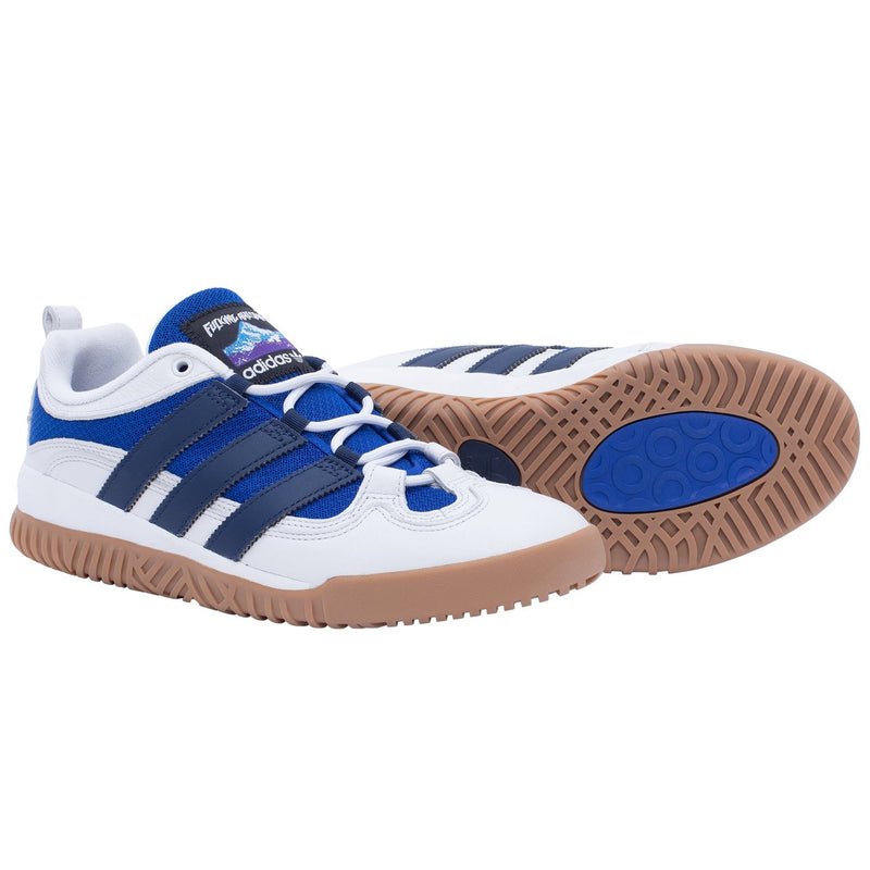 Adidas FA Experiment 1 Crystal White/Colliegate Navy/Colliegate Royal