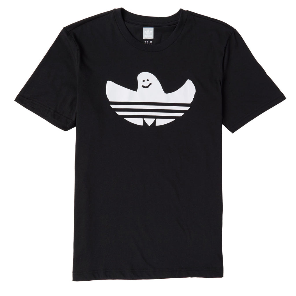 Adidas T-Shirt Shmoo Black/White