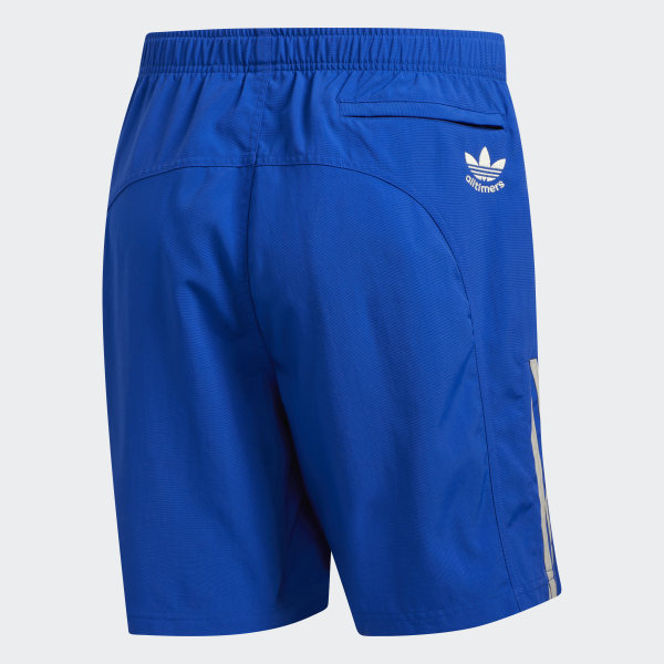 Adidas X Alltimers Shorts Bold Blue/Sub Green