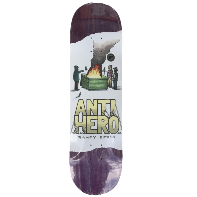 Anti Hero Deck Beres Expressions 8.25""