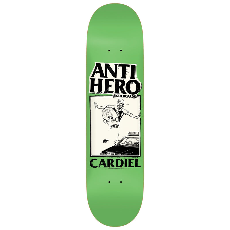 Anti Hero Deck Taylor How The West Wasn't Won 8.5""