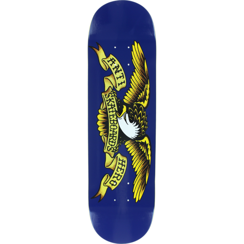 Anti Hero Deck Classic Eagle 8.5""