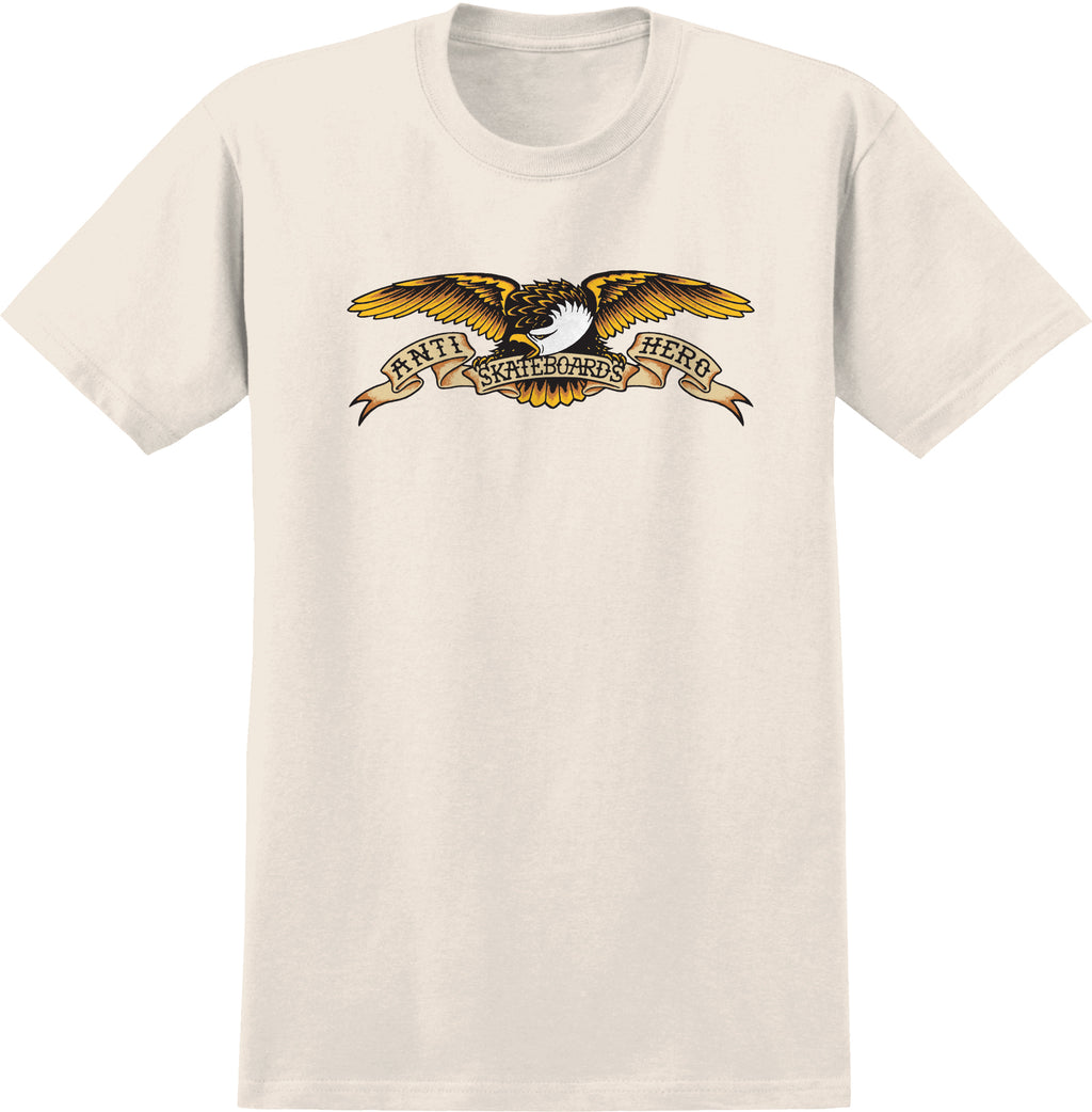 Anti Hero T-Shirt Eagle Cream