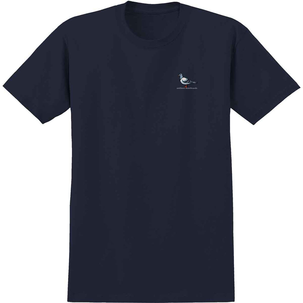 Anti Hero T-Shirt Lil Pigeon Navy