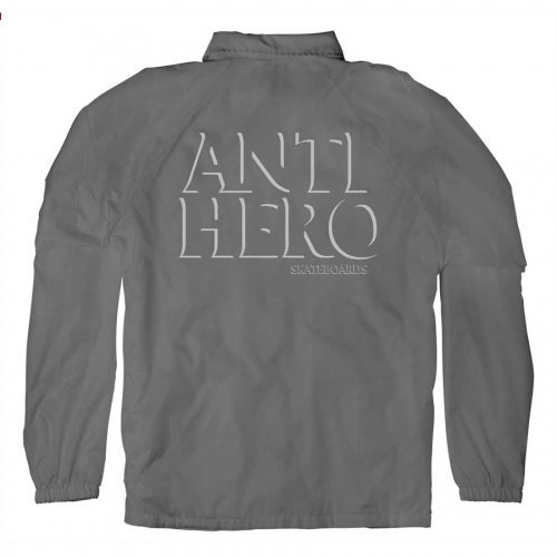 Anti Hero Coachs Jacket Drophero Grey/Reflective