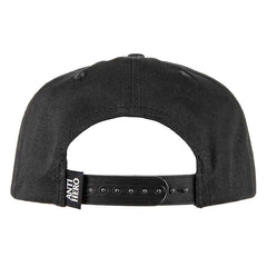 Anti Hero Snapback Hat Blackhero Black/Black