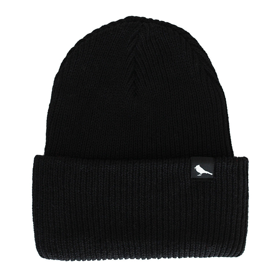 Blue Tile Lounge Premium Beanie Smoking Jay Black