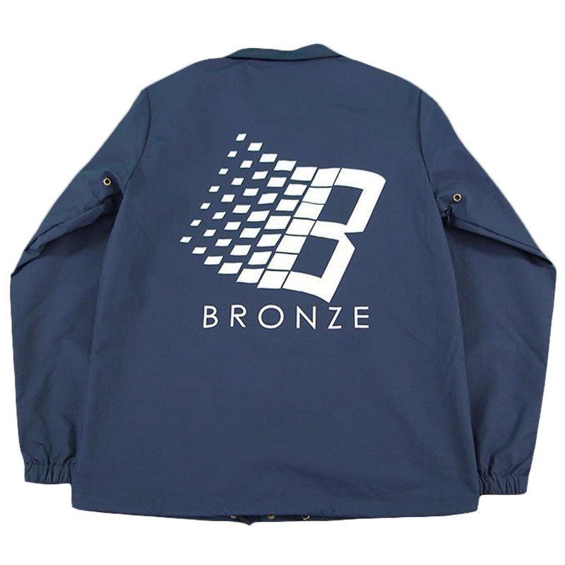 Bronze Coaches Jacket B Logo