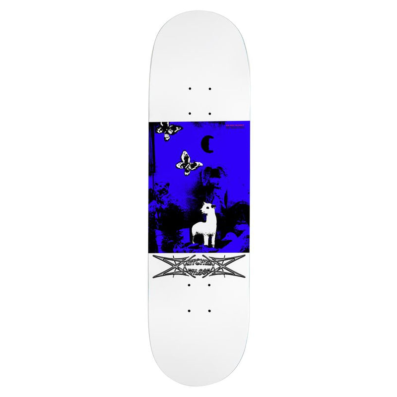 Call Me 917 Deck Bennett Skully Slick 8.18""