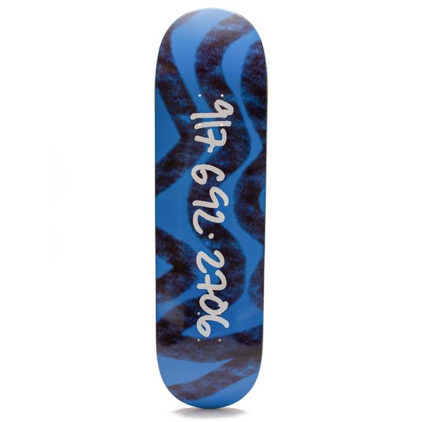 Call Me 917 T-Shirt Surf Legs Blue