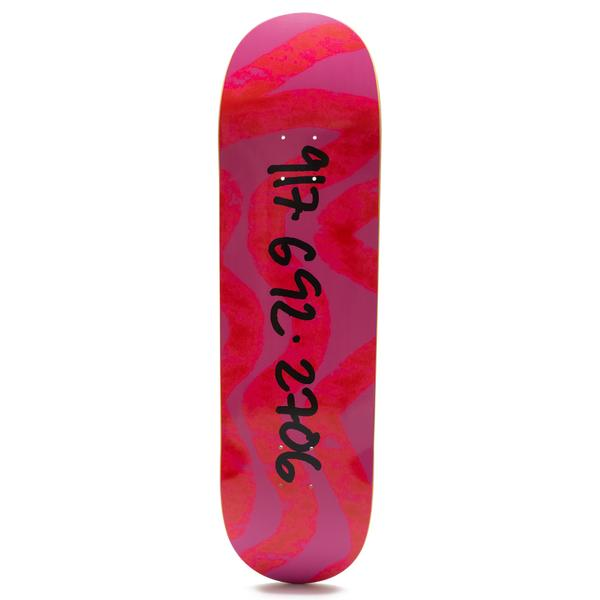 Call Me 917 Deck Olson Pest 8.25""