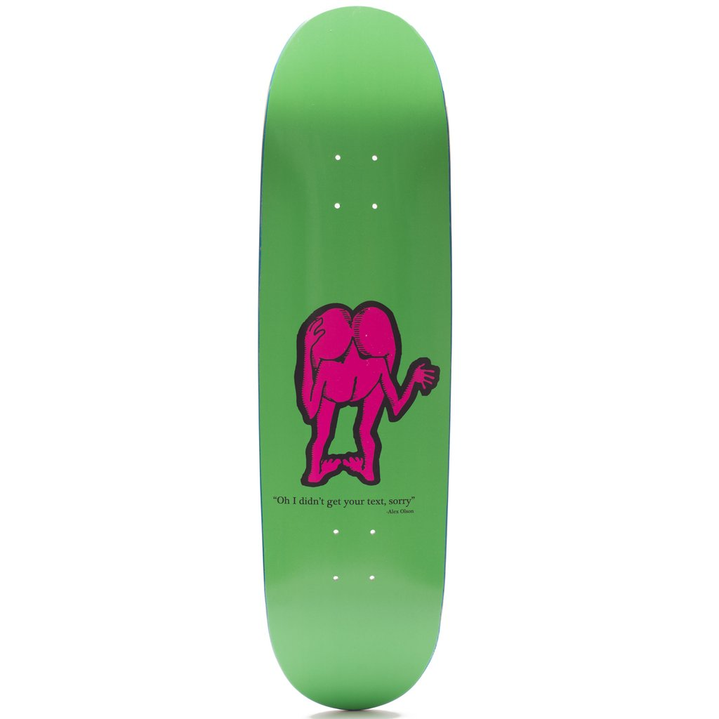 Call Me 917 Deck Olson Butthead 8.6""