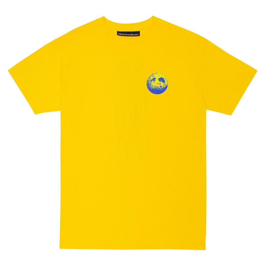Call Me 917 T-Shirt Melon Yellow