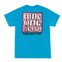 Call Me 917 T-Shirt Old Deal Blue
