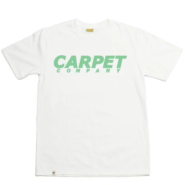 Carpet Company T-Shirt Undercover White