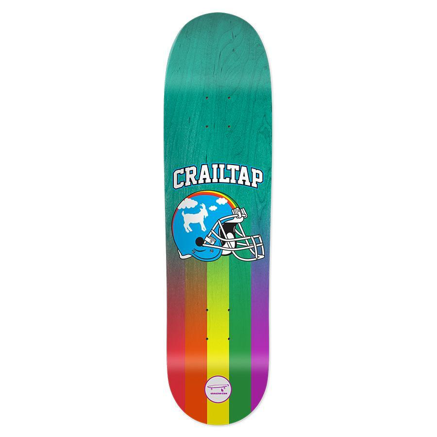 Chocolate Deck Skidul Rainbow Dome 8.5""