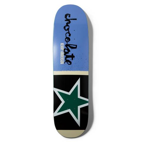 Chocolate Deck Anderson Giant Flags Cruiser 8.5""