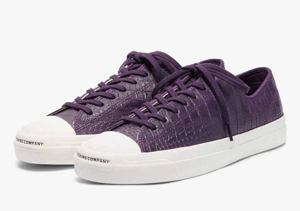 "Converse Jack Purcell Pro Ox ""Pop Trading"" Grand Purple/Black"