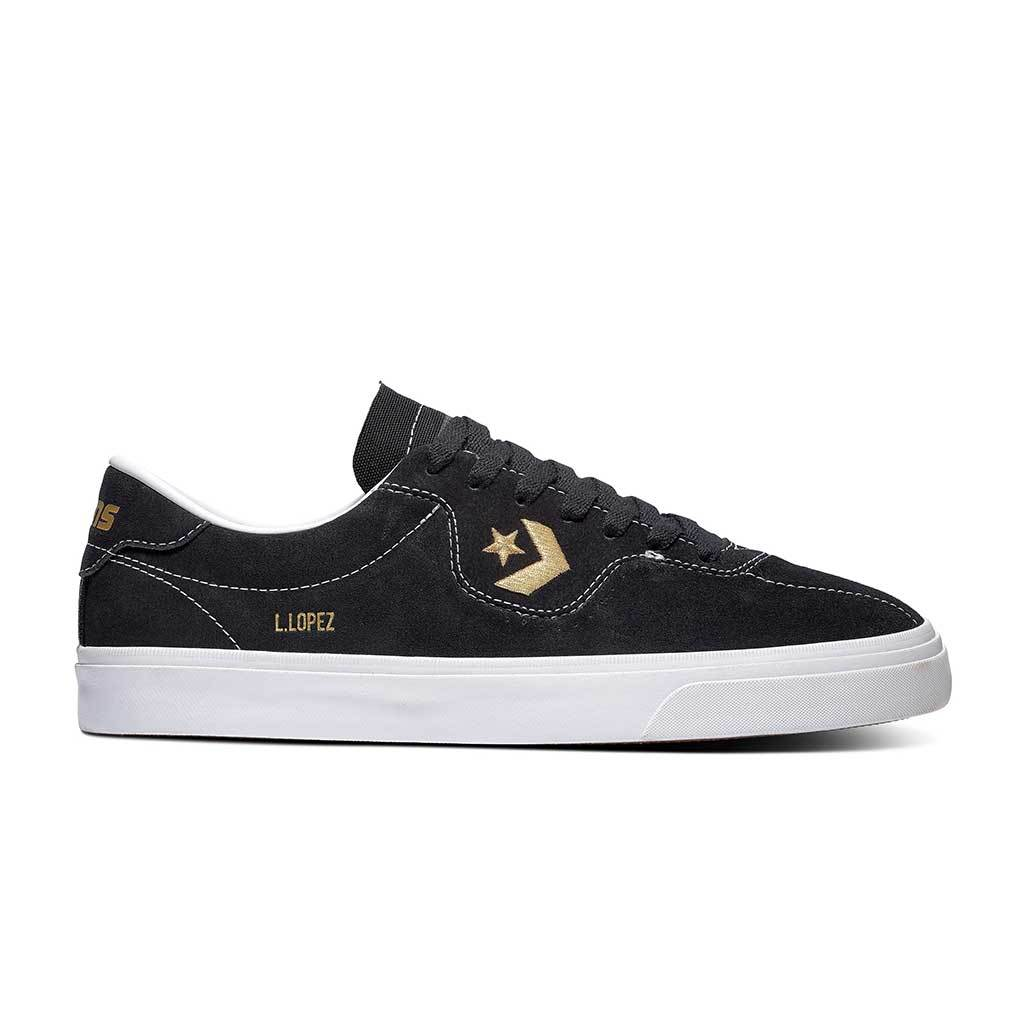 Converse Louie Lopez Pro Ox Black/Gold/White