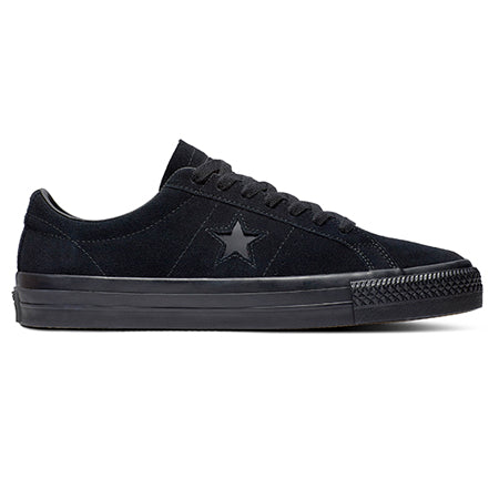 Converse One Star Pro Ox Black/Black/Black